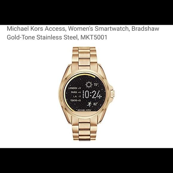 bd527c5226cf Michael Kors Access Smartwatch - NEW   UNOPENED!!